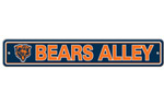 Fremont Die Chicago Bears Plastic Street Sign