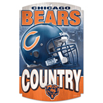 Wincraft Chicago Bears Wood Sign