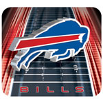 Hunter Manufacturing Buffalo Bills Mouse Pad