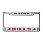 Rico Industries Buffalo Bills Metal License Plate Frame
