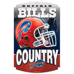 Wincraft Buffalo Bills Wood Sign