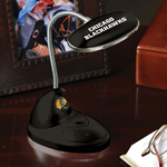 The Memory Comapny Chicago Blackhawks LED Desk Lamp