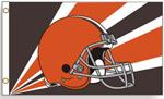 Fremont Die Cleveland Browns 3'x5'  Flag