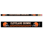 Wincraft Cleveland Browns 6 Pack Pencils