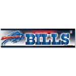 Wincraft Buffalo Bills Bumper Sticker