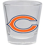 Hunter Manufacturing Chicago Bears 2oz. Shot Glass