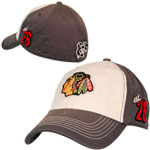 Twins '47 Chicago Blackhawks Rough House Fitted Cap