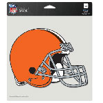 Wincraft Cleveland Browns 8''x8'' Color Die Cut Decal