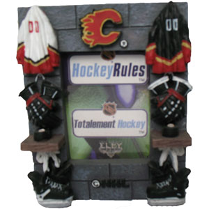 Elby Gifts Calgary Flames Hockey Card Album