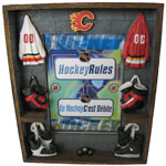 Elby Gifts Calgary Flames Vertical Picture Frame