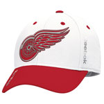 Detroit Red Wings Centennial Classic 2017 Coaches Flex Fit Hat by Reebok