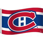 Fremont Die Montreal Canadiens 3'x5' Flag