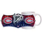 Hunter Manufacturing Montreal Canadiens 11oz. Sublimated Coffee Mug