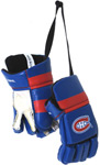Kloz Montreal Canadiens Mini Hockey Gloves