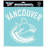 Wincraft Vancouver Canucks 8''x8''  Die Cut Decal