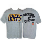 Charlestown Chiefs Old Time Hockey T-Shirt