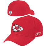 Kansas City Chiefs Sideline Structured Flex Cap