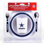 Dallas Cowboys Infant Dinner Set