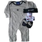 Reebok Dallas Cowboys Newborn 4-Piece Daywear Set