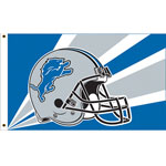Fremont Die Detroit Lions 3'x5' Flag