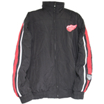 Old Time Hockey Detroit Red Wings Cascade Full Zip Jacket