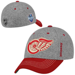 Reebok Detroit Red Wings 2014 Winter Classic Player Flex Fit Hat
