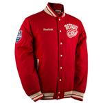 Reebok Detroit Red Wings 2014 Winter Classic Wool Varsity Jacket