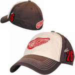 Twins '47 Detroit Red Wings Rough House Fitted Cap