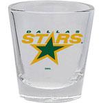 Hunter Manufacturing Dallas Stars 2oz. Shot Glass