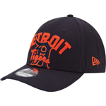 New Era Detroit Tigers Roped In 39THIRTY Stretch Fit Hat
