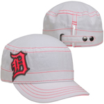 New Era Detroit Tigers Women's Fashion Chic Cadet Adjustable Hat