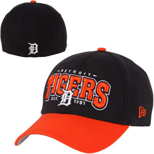 TheSportsDen.ca  New Era Detroit Tigers Retro Classic 39THIRTY Stretch Fit  Hat Only  29.99 9bc72f43012