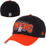 New Era Detroit Tigers Retro Classic 39THIRTY Stretch Fit Hat