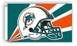 Fremont Die Miami Dolphins 3'x5' Flag