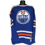 CCM Edmonton Oilers 1983-84 Classic Heritage Knit Sweater