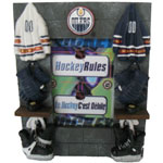 Elby Gifts Edmonton Oilers Hockey Card Album