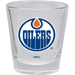 Hunter Manufacturing Edmonton Oilers 2oz. Shot Glass