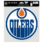 Wincraft Edmonton Oilers 8''x8'' Color Die Cut Decal