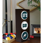 Philadelphia Eagles Let's Go Traffic Light