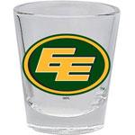 Hunter Edmonton Eskimos 2oz. Shot Glass