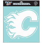 Wincraft Calgary Flames 8''x8''  Die Cut Decal
