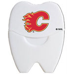 IAX Sports Calgary Flames Dental Floss