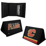JF Sports Calgary Flames Nylon Wallet