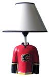 IAX Sports Calgary Flames Jersey Lamp