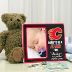 The Memory Company Calgary Flames Born To Be Picture Frame