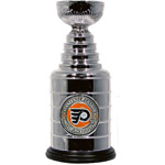 Hunter Manufacturing Philadelphia Flyers 1974 Mini Stanley Cup Replica Trophy