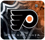 Hunter Manufacturing Philadelphia Flyers Mouse Pad