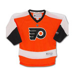 Reebok Philadelphia Flyers Child (4-6X) Replica Home NHL Hockey Jersey