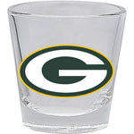 Hunter Manufacturing Green Bay Packers 2oz. Shot Glass