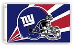 Fremont Die New York Giants 3'x5' Flag